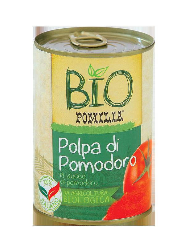 polpa di pomodoro bio