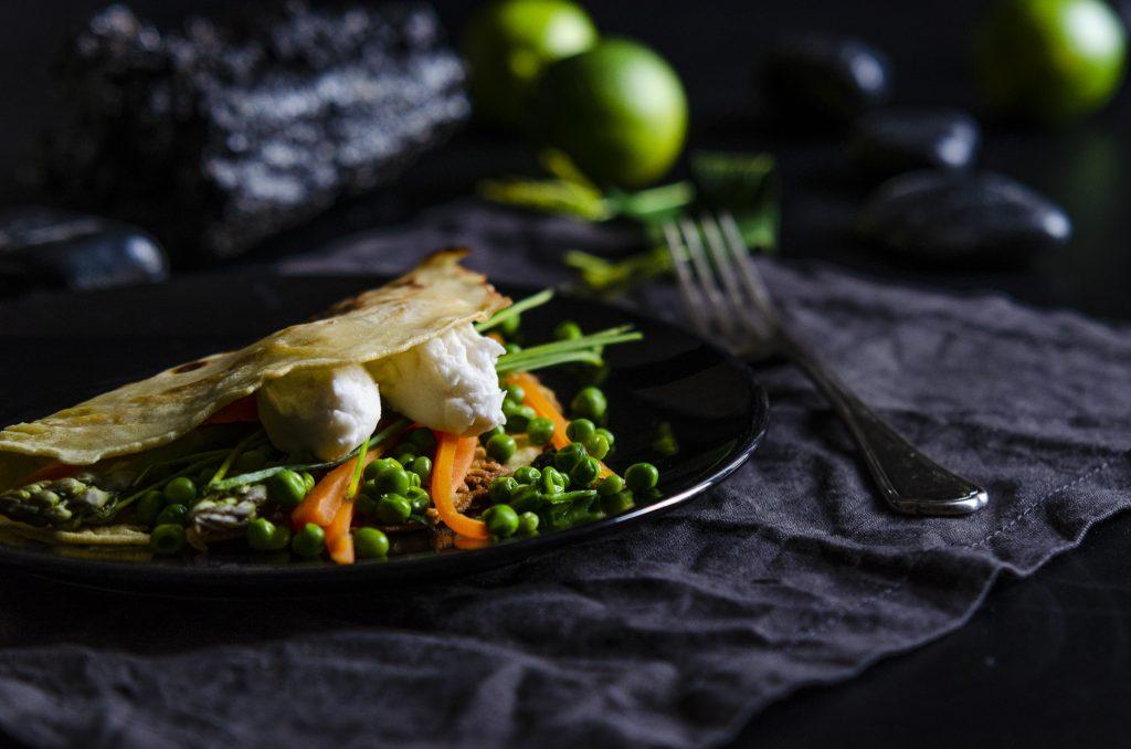 crespella-verdure-caprino-piselli