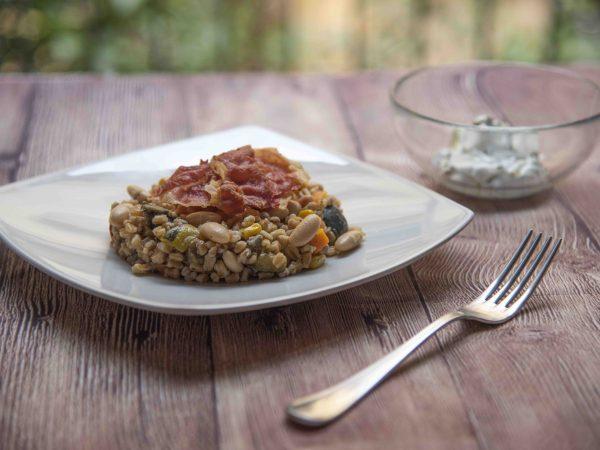 ricetta-farro-fagioli