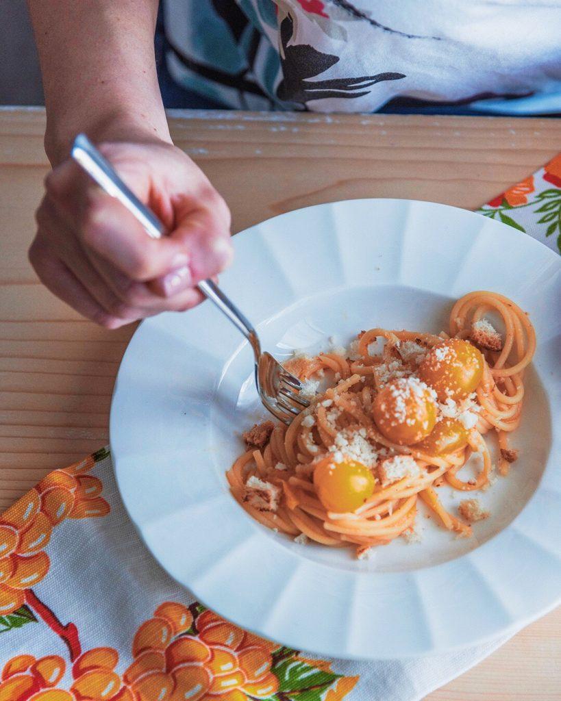 spaghetti-pomodorino-giallo